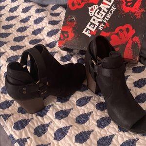 Size 10 NIB booties